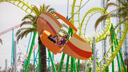Review: Knott's Berry Farm opts for family fun over wild thrills