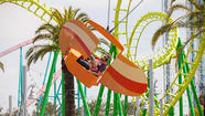Knott's Berry Farm is stuck with that old carrots-versus-candy conundrum this summer -- forced to administer a dose of what's needed rather than what's wanted.