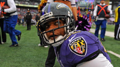 Ravens CB Jimmy Smith takes up boxing regimen, loses 10 pounds
