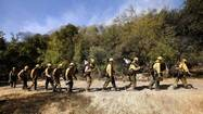 The White fire that burned nearly 2,000 acres in Santa Barbara County this week was started accidentally, officials said Friday.