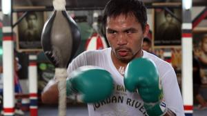 Promoter: Manny Pacquiao may never again fight in U.S.