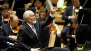 Film composer John Williams to make Baltimore conducting premiere