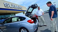 Auto sales are booming in Lehigh Valley