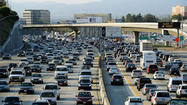 Lone motorists would be able to use car-pool lanes during off-peak hours on some of Los Angeles County's most congested freeways under legislation approved by the state Assembly.