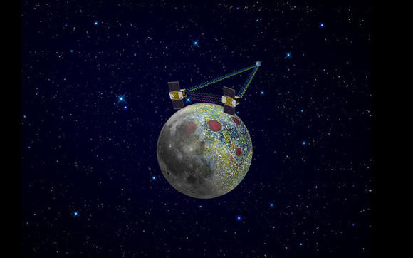 Ebb and Flow solve lunar mystery