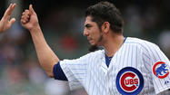 <strong>Matt Garza</strong> firmly believes playing loose and having fun on the field contributes to winning.