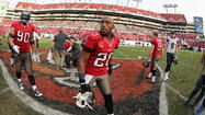 TAMPA -- Former Tampa Bay Buccaneers defensive back Ronde Barber will make the jump from playing football to analyzing it this summer.