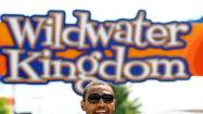 Two-time gold-medal-winning Olympic swimmer Cullen Jones vividly recalls the summer day 24 years ago when his parents took him to Dorney Park's Wildwater Kingdom.
