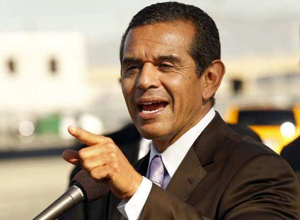 """The Ultimate L.A. Block Party"" that L.A. Mayor Antonio Villaraigosa is throwing in Grand Park on June 7 is expected to cost $265,000."