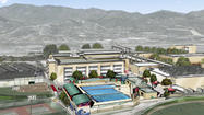 Glendale Unified has given final approval to the design of a new aquatic center at Glendale High School that features a pool three times the size of the current facility and that will accommodate hundreds of visitors.