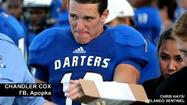 Apopka FB Chandler Cox suffers dislocated elbow | Video