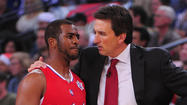 Los Angeles Clippers executive Gary Sacks told ESPN that Chris Paul had nothing to do with the firing of coach Vinny Del Negro.