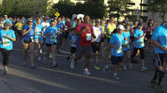 "<span style=""font-size: large;"">The largest road race in Kansas began bright and early on Saturday, June 1. The 2013 Kansas Health Foundation River Run 10K began at 7:30 a.m. in downtown Wichita near the Riverfest's WaterWalk Pavilion Stage (Waterman and Wichita).</span>"