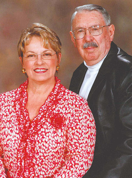 This photo of Deanna and John Mullendore was taken about five years ago.