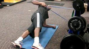 Darius Morris working regularly at the Lakers' training facility