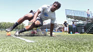 PICTURES: Best of the 757 Football Camp