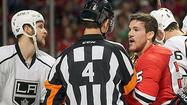 Game 1 photos: Blackhawks 2, Kings 1