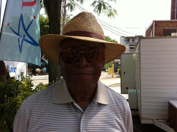 William Shanton, 75, of Martinsburg, W.Va.