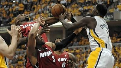 Winderman's view: Pacers 91, Heat 77