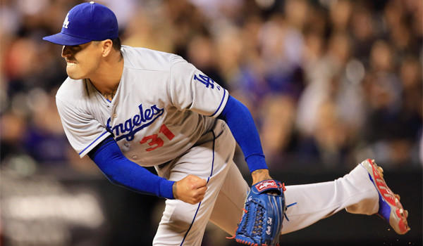 Dodgers closer Brandon League blew his second save in four tries Friday night against Colorado.
