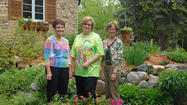 The three Aberdeen Questers chapters have joined together to sponsor the area's annual Garden Walk, which will be June 13.