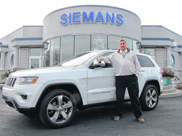 The 2014 Grand Cherokee has gained more style, comfort and economy without sacrificing its Jeep capabilities, said Brian Wahl, a sales consultant for Siemans Chrysler Dodge Jeep Ram in Bridgman.