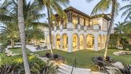 "At first glance, it appeared the sale of an eight-bedroom waterfront mansion in Fort Lauderdale had set the bar for <a href=""http://www.sun-sentinel.com/news/local/broward/"">Broward County</a> home prices."