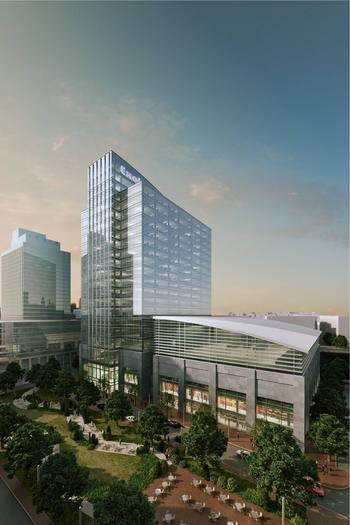 New Exelon headquarters plan