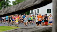 Williamsport's Tony Clement pulled off a sweep of the 5K and 10K races on Sunday morning at the 34th annual Run Through History at Antietam National Battlefield.