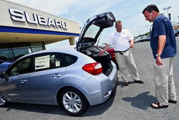Used Car Dealerships Near Easton Pa