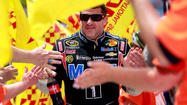Stewart just good enough to win at Dover