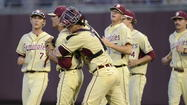 TALLAHASSEE -- Florida State's journey to a 22nd College World Series in Omaha, Neb. got a little clearer late Sunday night. About two hours after the Seminoles clinched a nation-leading 13th trip to the NCAA Super Regionals, Indiana earned a spot in the next round, as well.