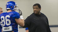 <em>Editor's Note: This is the final installment of a series of stories with Kentucky tight ends coach Vince Marrow, who has been instrumental in UK's recruiting success in Ohio since joining Mark Stoops' staff.</em>