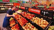 Wal-Mart Stores Inc., already the largest grocer and produce provider it the U.S., is trying to increase its hold on the market by offering a money-back satisfaction guarantee for fruits and vegetables.