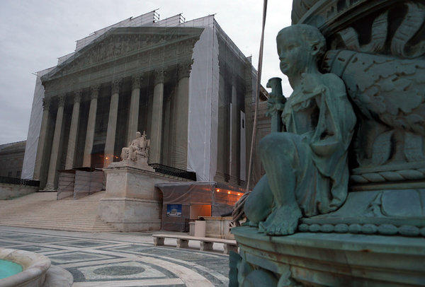 The Supreme Court announced Monday that law enforcement is able to take DNA samples from suspects in serious criminal investigations.