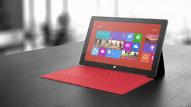 Microsoft said to be slicing tablet software's cost to spur sales