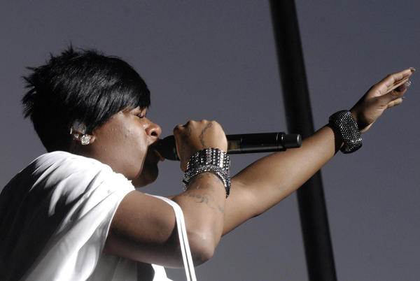R&B singer Fantasia will perform at this year's African American Festival.