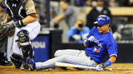 Toronto Blue Jays at San Diego Padres