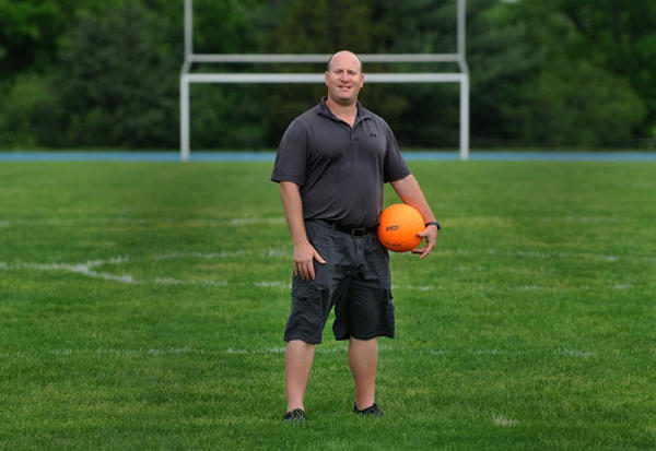 Seth Greenberg is a coordinator for the Newington High Unified Sports program.