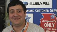 Evanston Subaru in Skokie is proud to announce the promotion of Evan Paddor to the position of New Car Sales Manager at their dealership on Oakton Street in Skokie.