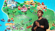 Zynga Inc plans to slash roughly 520 jobs, or nearly one-fifth of its workforce, the San Francisco-based online game maker said Monday.