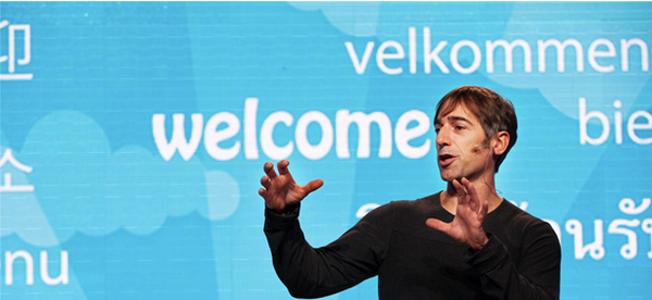 Mark Pincus, chief executive of Zynga Inc., which on Monday said it is cutting 520 jobs.