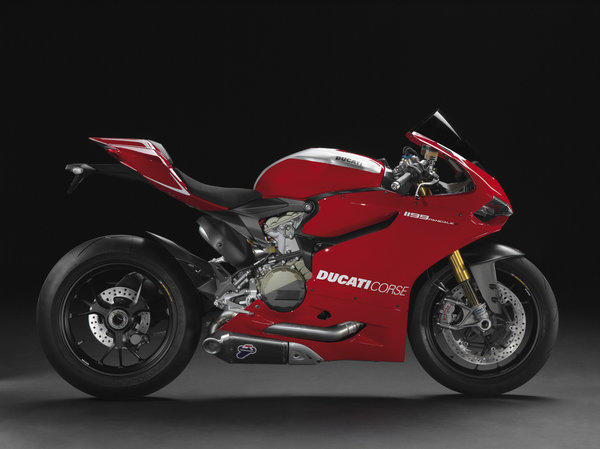 "The Ducati 1199 Panigale was named one of the Robb Report's ""Best of the Best,"" along with BMW's R 1200 GS and Moto Guzzi's California 1400 Custom."