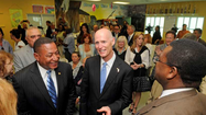 Gov. Rick Scott visits Boys and Girls Clubs of Broward