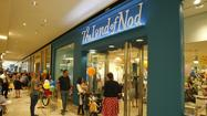 Land of Nod at South Coast Plaza