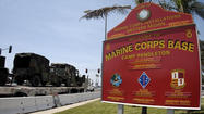 SAN DIEGO -- Five male staff sergeants at Camp Pendleton face dismissal from the Marine Corps after being convicted of fraternization with a female lance corporal, Marine officials said Monday.