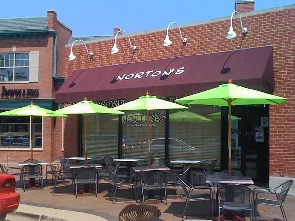 Norton's Restaurant in Highland Park