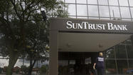 Pictures: SunTrust Bank Robbery