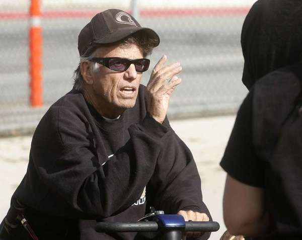 "Longtime Glendale Community College softball coach Dave ""Hawk"" Wilder died on Sunday."