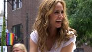Chely Wright and Lauren Blitzer Wright